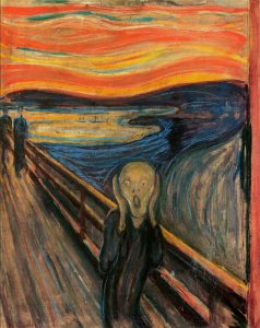 """<img src=""""thescream.png"""" alt=""""The Scream by Edvard Munch"""">"""